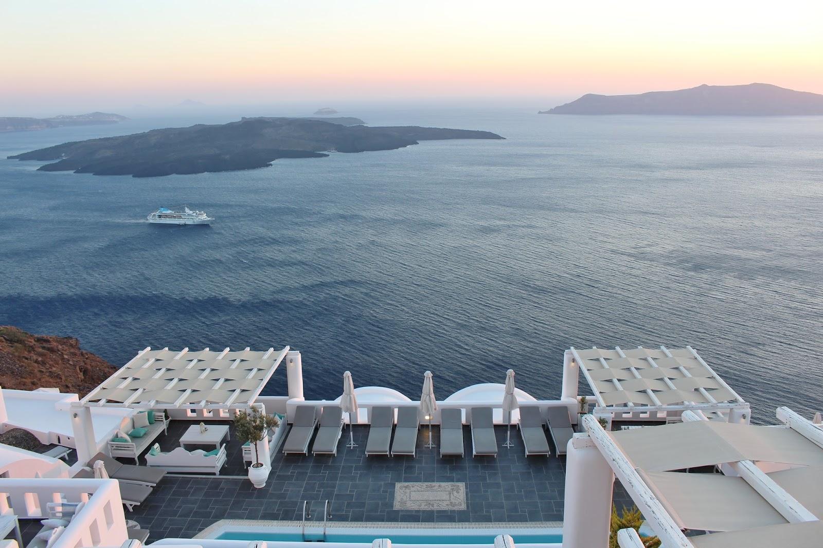 Bijuleni - Santorini View