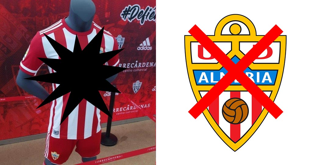 quemar Quizás fondo  Name, Logo, Kits: Almeria Fans Upset Over Changes Proposed by New Saudi  Owner - Footy Headlines