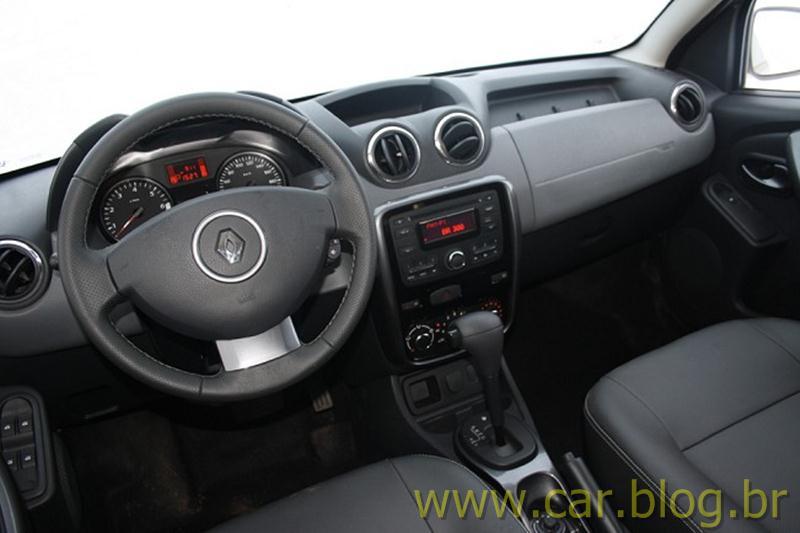 Renault Duster Dynamique 2.0 Automática: preço, fotos ...