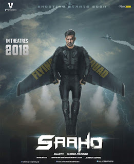 Prabhas Saaho Movie Latest Updates