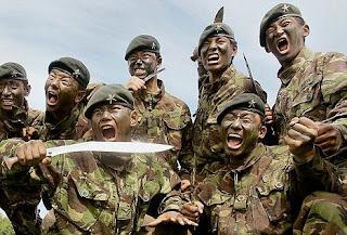 Legenda Brigade Gurkha - Pasukan Khusus Kerajaan Inggris