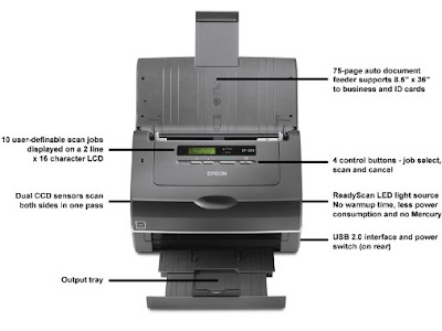Epson WorkForce Pro GT-S50 Review - Free Download Driver