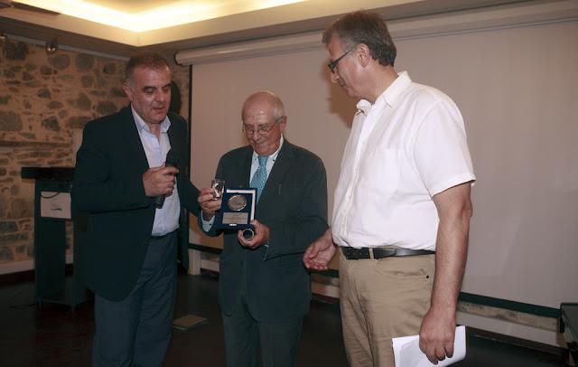 Επίτιμος Δημότης Σαμοθράκης ανακηρύχθηκε ο Καθηγητής και Πρόεδρος του Μουσείου Ακρόπολης Δημήτρης Παντερμαλής