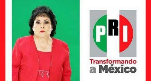 Carmen Salinas se hace la 'científica' y lanza su teoría sobre el sismo en México.