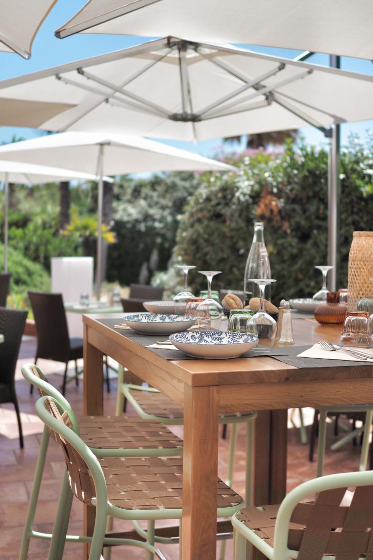 Restaurant de l'hôtel Ibis Hyères Plage