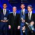 Supremacia merengue: Real Madrid domina melhores da Liga dos Campeões