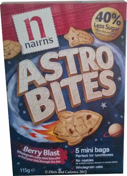 Nairns astro bites biscuits