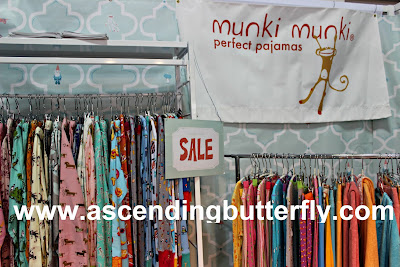munki munki, pajamas, loungewear, MODE LINGERIE AND SWIM CURVEXPO 2015
