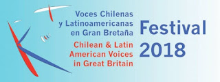 Voces Festival, the Second Festival of Chilean & Latin American Voices in Great Britain will take place from Friday 9 November to Sunday 11 November 2018 at the Lyric Hammersmith,