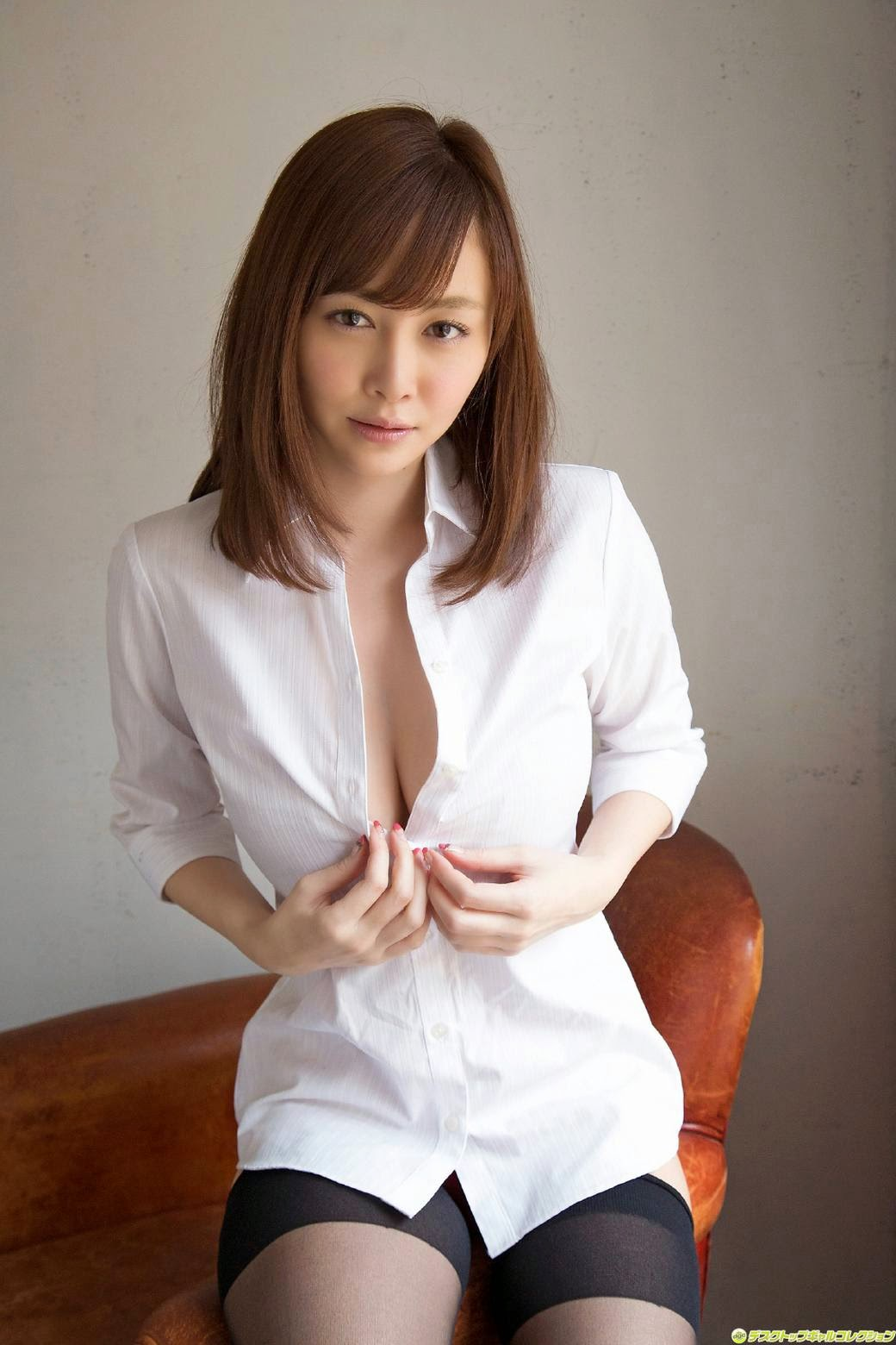 Anri Sugihara  Huge Tits Dgc No1179 2014 100P -8957
