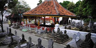 Makam Sunan Gunung Jati.
