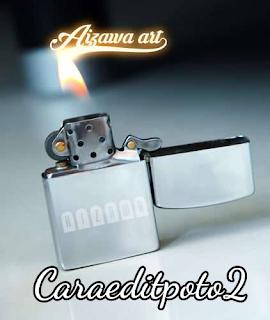 Cara Membuat Tulisan dari Api