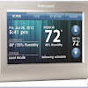 Honeywell wifi thermostat circulate mode