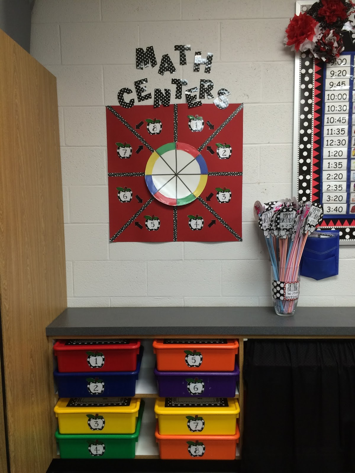 Teaching With Terhune Classroom Tour