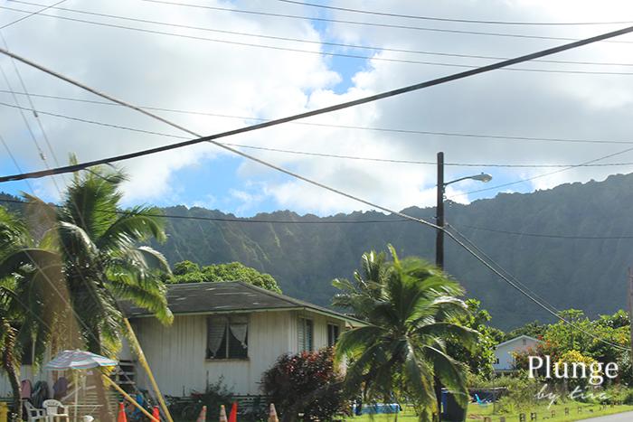 House in Oahu, Hawaii
