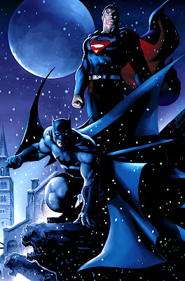 World's Finest - Comick Book - Superman and Batman