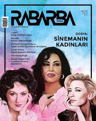 Rabarba Şenlik 2. Sayı (Mart) - Sinemanın Kadınları