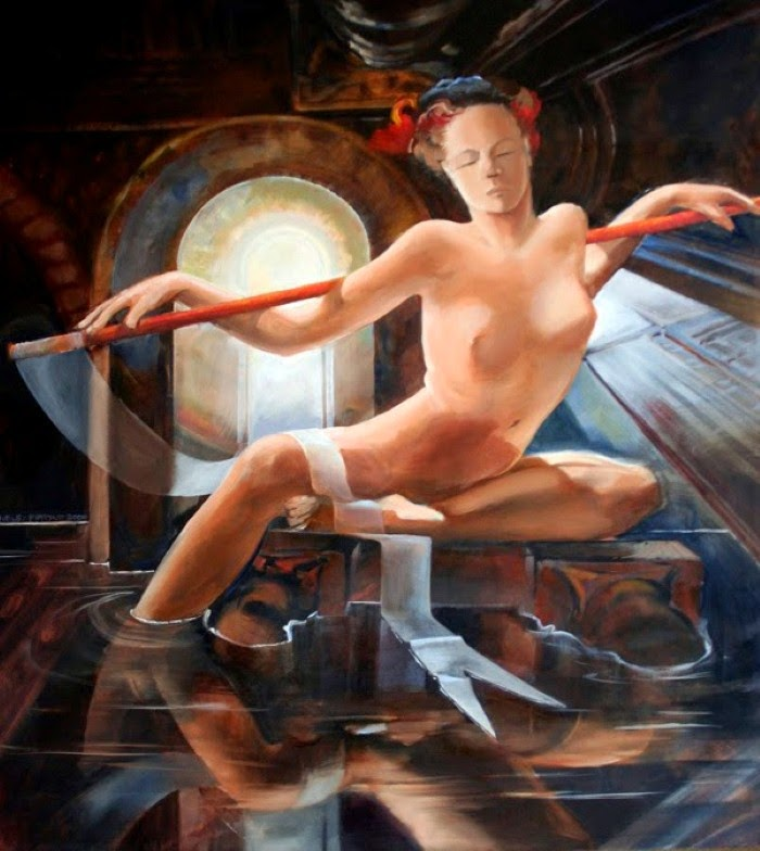 Австралийская художница. Shirley Peters