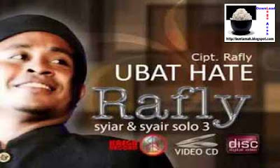 Download MP3 RAFLI - Ubat Hatee