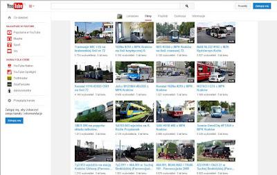 Kanał You Tube Lukaszowo-screen strony