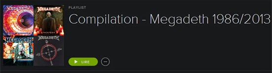Best Of Megadeth on Spotify