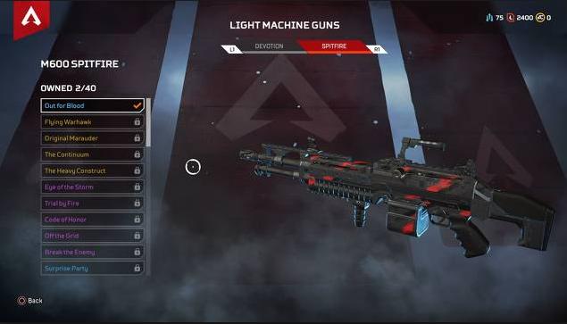 Daftar 6 Senjata Paling Sakit Di Game Apex Legends