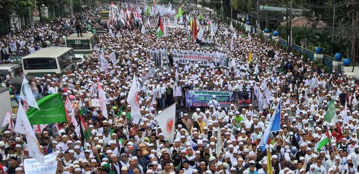 Ratusan Ribu Massa Datangi Jakarta, MUI : Itulah Mukjizat Alquran