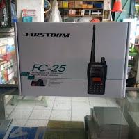 Jual HT Firstcom FC-25 - HT Firstcom FC-25 Bekasi - Harga HT Firstcom FC-25