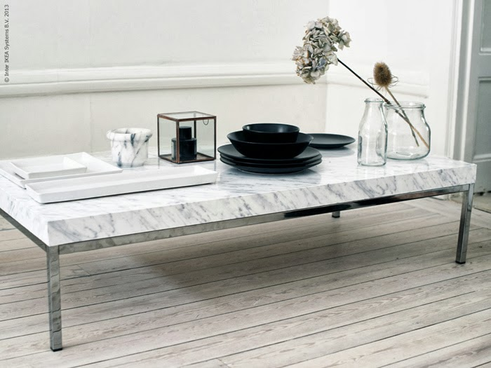 Cómo hacer una mesa de mármol diy