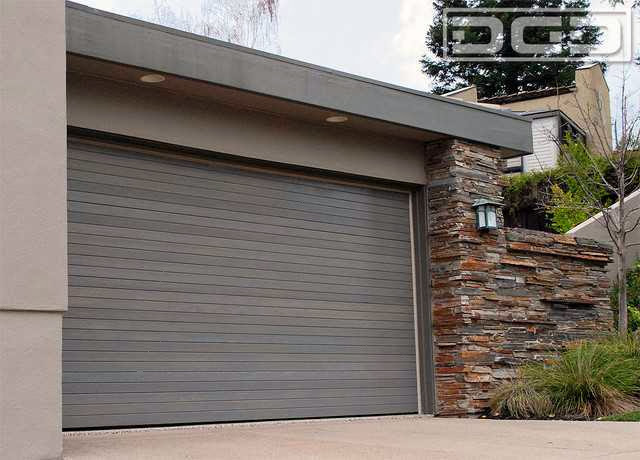 Garage Door Modern Design picture