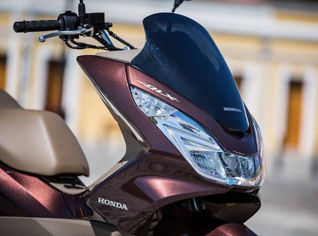 Honda PCX 2017: fotos, preço, consumo e desempenho