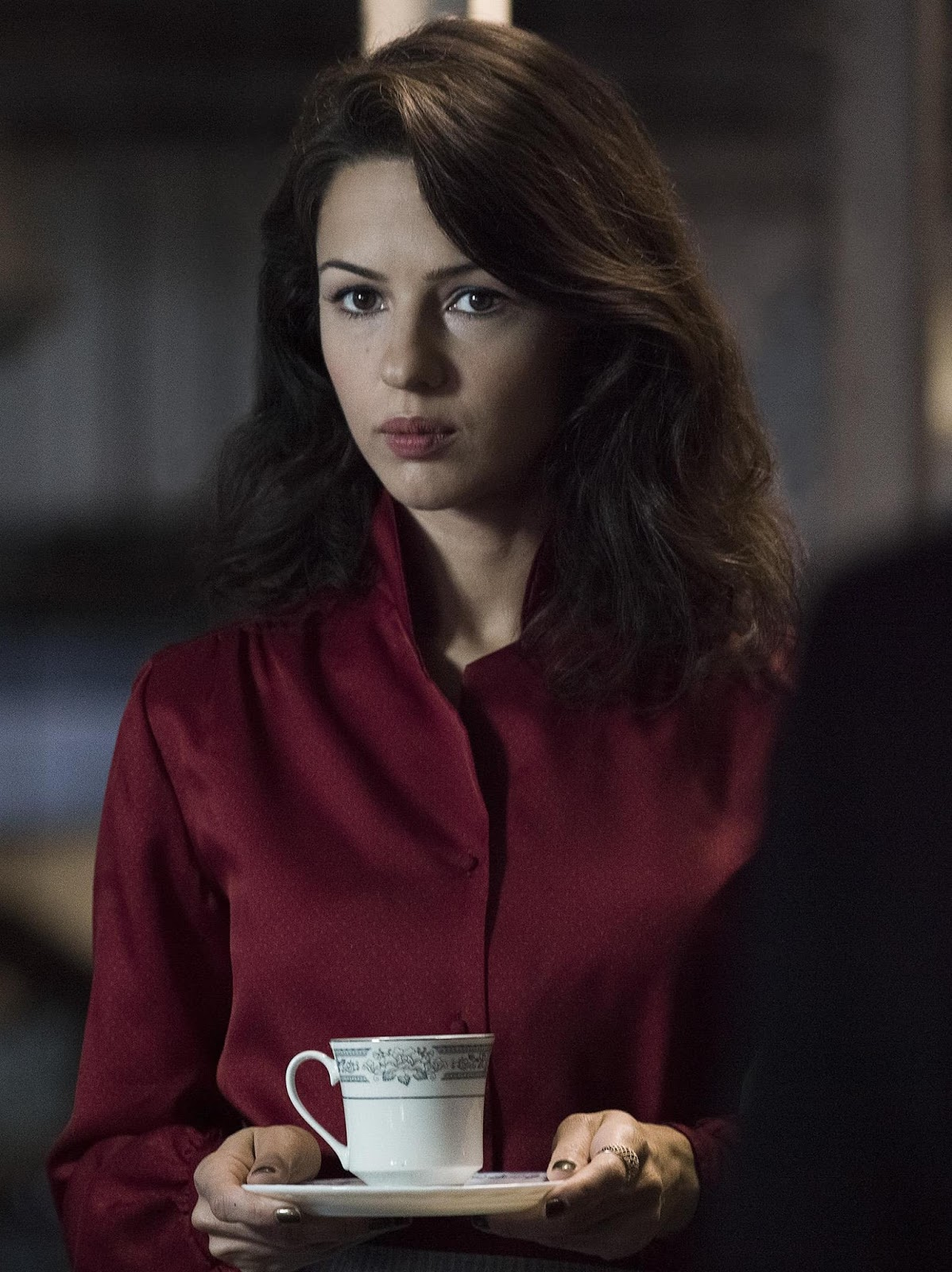 Russian girl from the americans