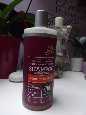 Šampón Nordic Berries 500 ml Urtekram