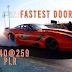WORLD RECORD!El General/Q80 Racing run a smashing 5.40@259 in a Hemi Pro Boost Corvette