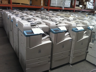 Penjual Mesin Fotocopy Yang Terpercaya
