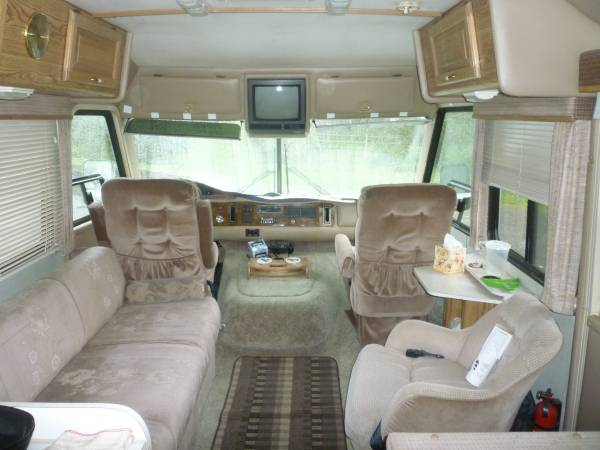 Used RVs 1990 Rexhall Airex Motorhome For Sale by Owner