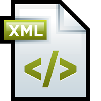 XML: One of web programming language required by Blogger (or Markup Language precisely)