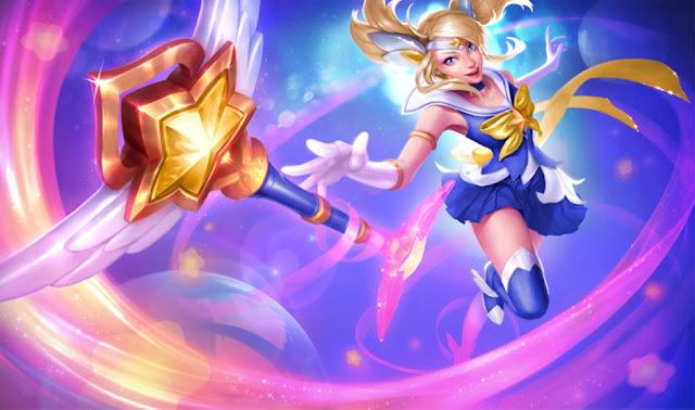 Mod Skin Lux Sailor Uranus