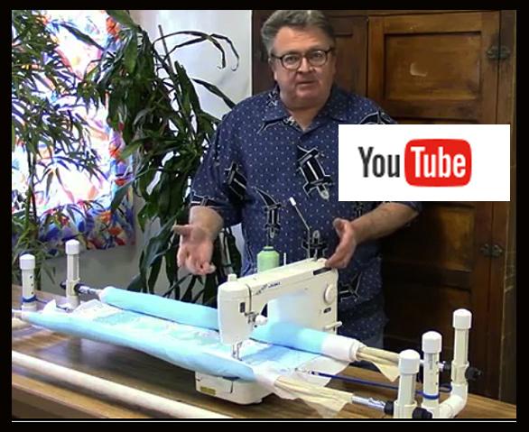 Machine Quilt Frames Kit 7 Artisan Pvc Frame Purchase