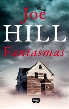 Fantasmas, de Joe Hill.