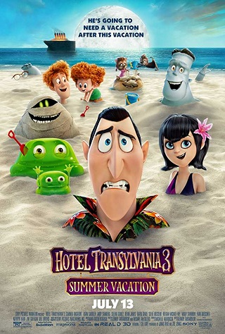 Hotel Transylvania 3 Summer Vacation 2018 Dual Audio Hindi 280MB HDCAM 480p