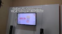 jasa service tv Panasonic TCL Polytron Sharp Gading serpong garden karawaci curug legok panongan cisauk pagedangan kelapa dua tangerang