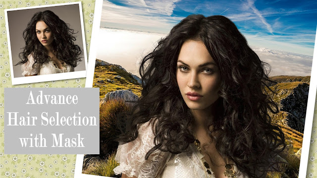 advance-photoshop-tutorial-for-hair-selection-Extarct-Hair