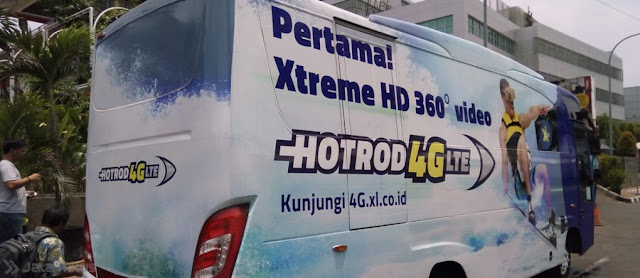 Bus HotRod 4G XL