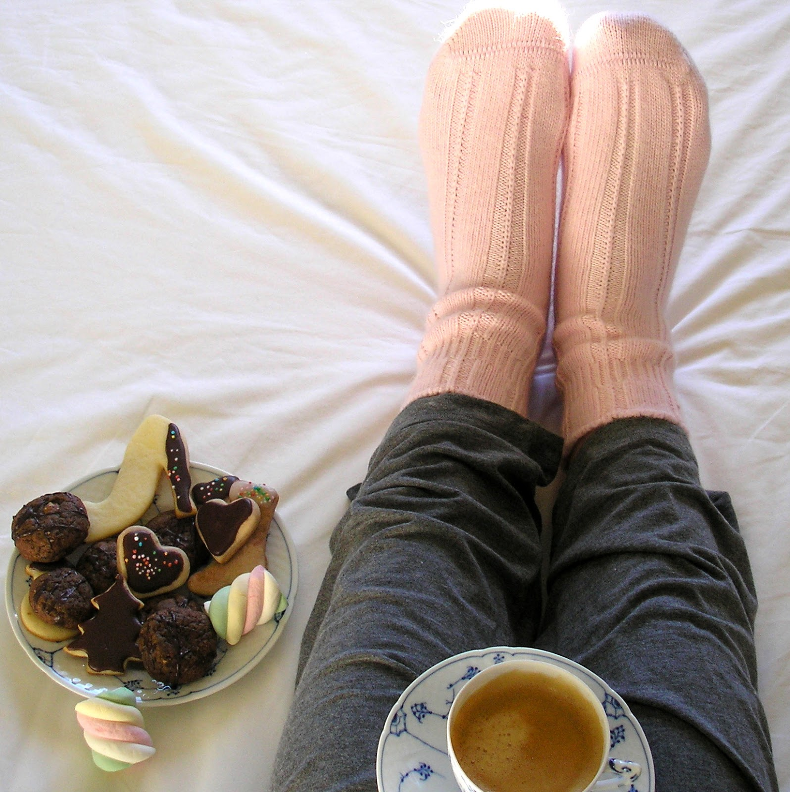 Cosy Weekend with Sweets