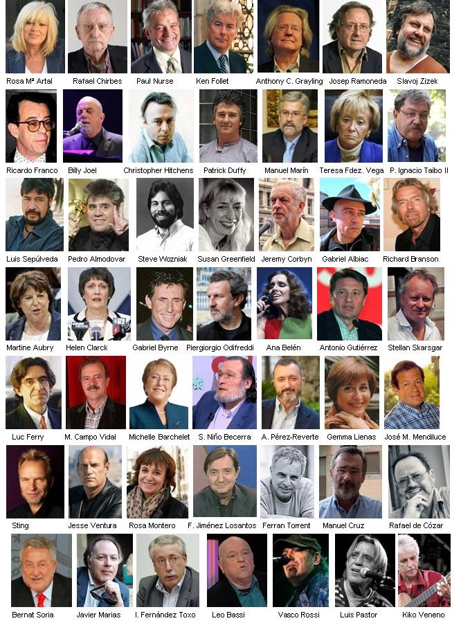 Ateos, agnósticos y demás raleas..: 2010