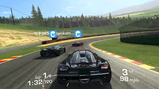 Real Racing 3 Android Download