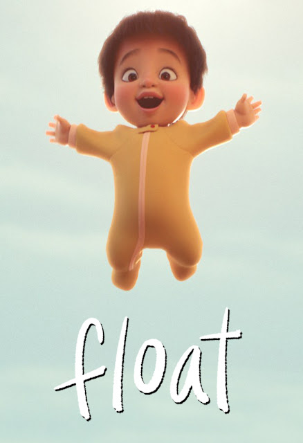 Pixar Float Poster