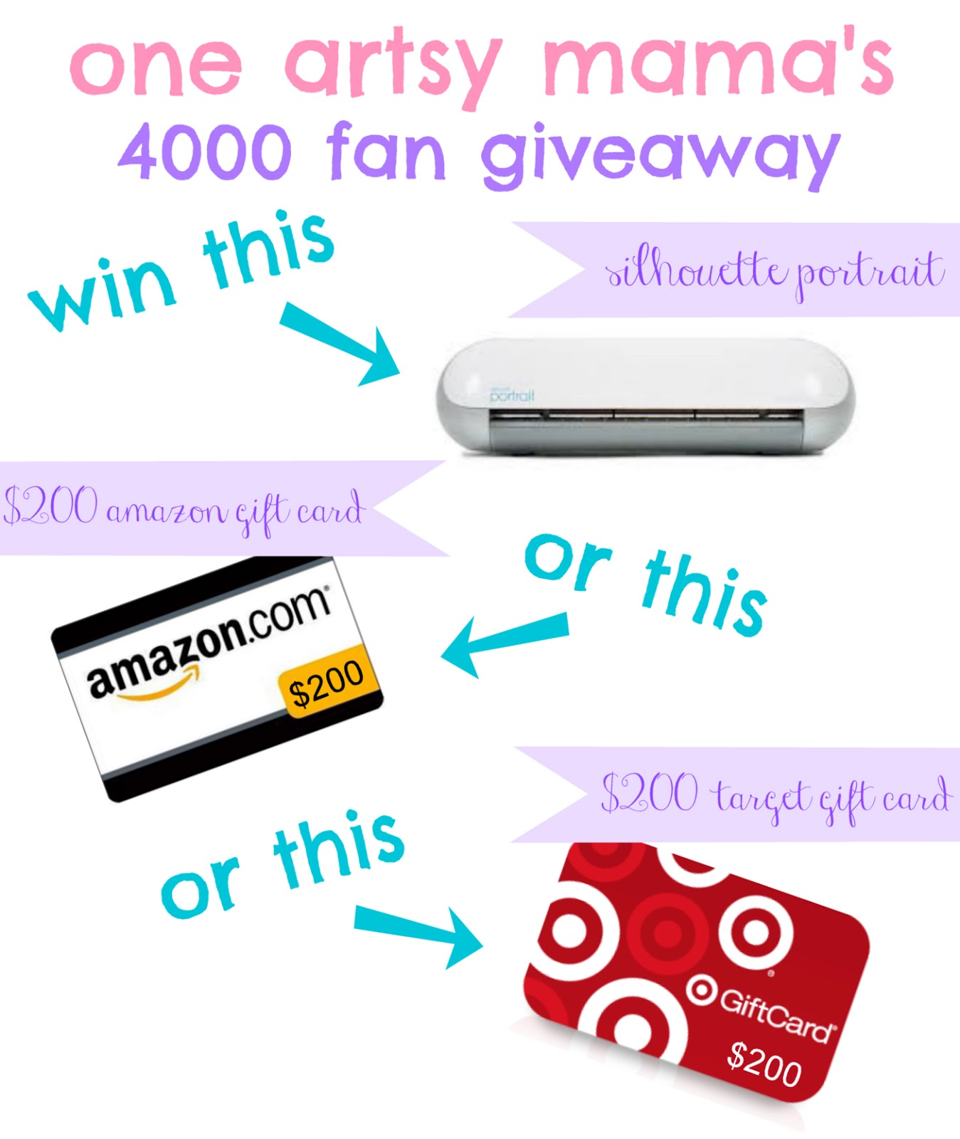 Just For Fun Twitter Giveaway By: Winner Picks The Prize!