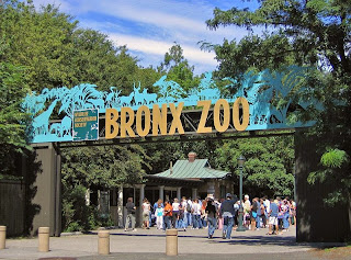 Zoológico do Bronx